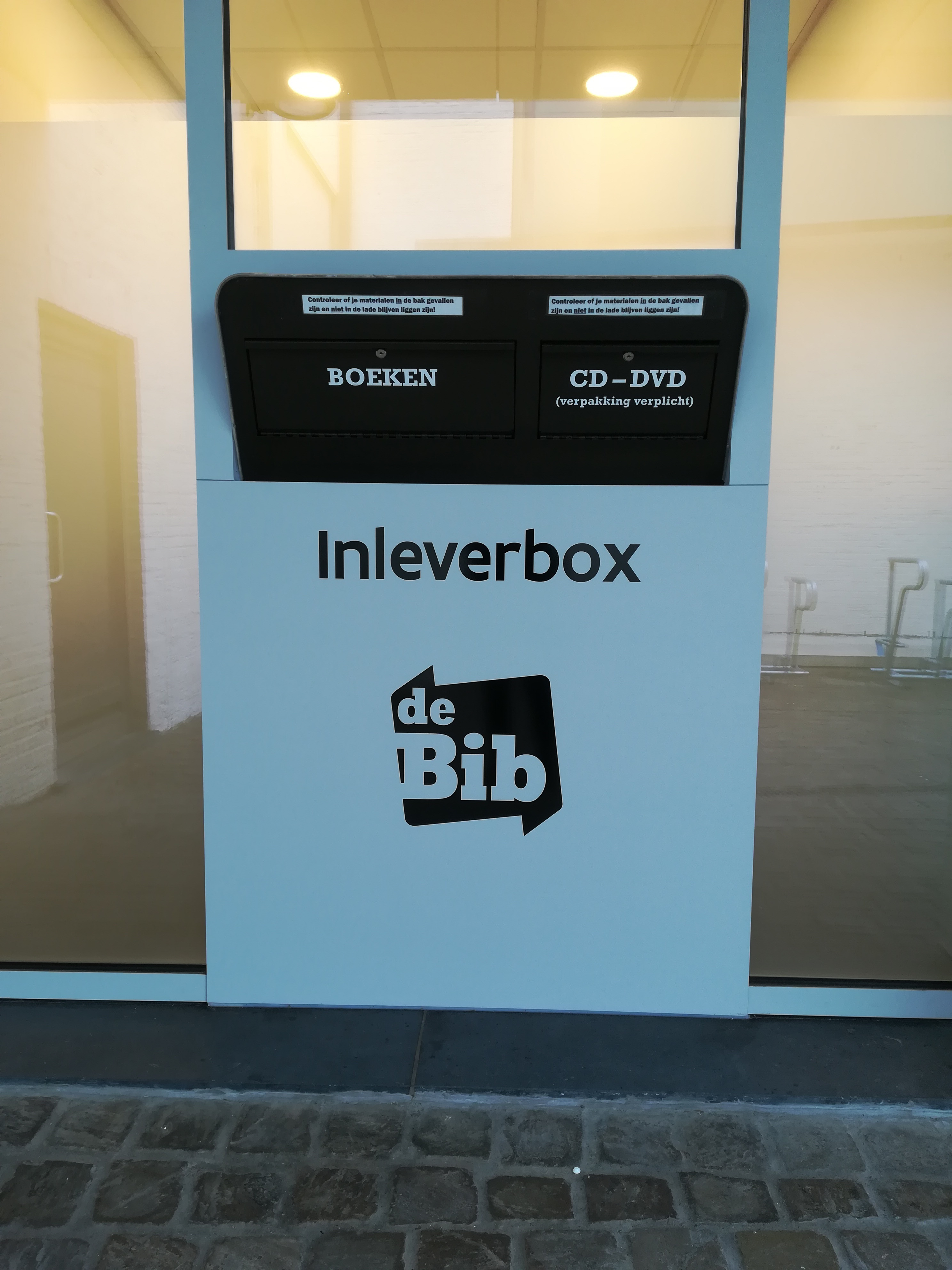 Inleverbox